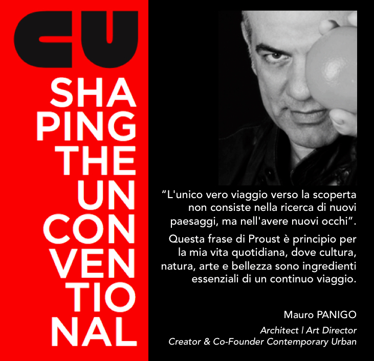 SHAPING THE UNCONVENTIONAL – FRANCO GADDONI incontra MAURO PANIGO