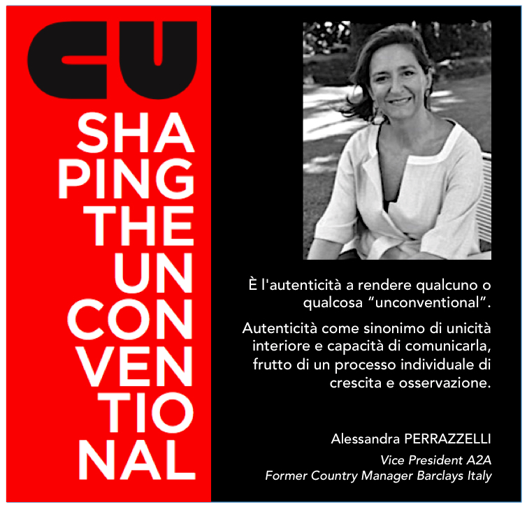 SHAPING THE UNCONVENTIONAL – ALBERTO ZAVATTA incontra ALESSANDRA PERRAZZELLI