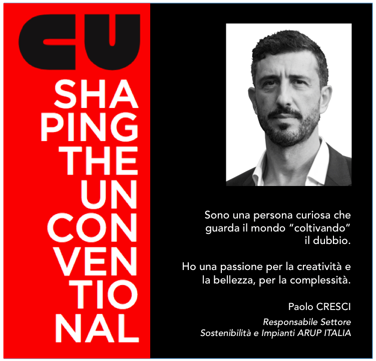 SHAPING THE UNCONVENTIONAL – ALBERTO ZAVATTA INCONTRA PAOLO CRESCI