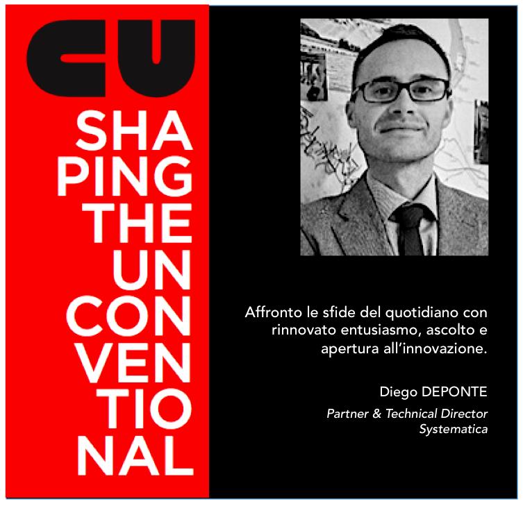 SHAPING THE UNCONVENTIONAL – MAURO PANIGO INCONTRA DIEGO DEPONTE