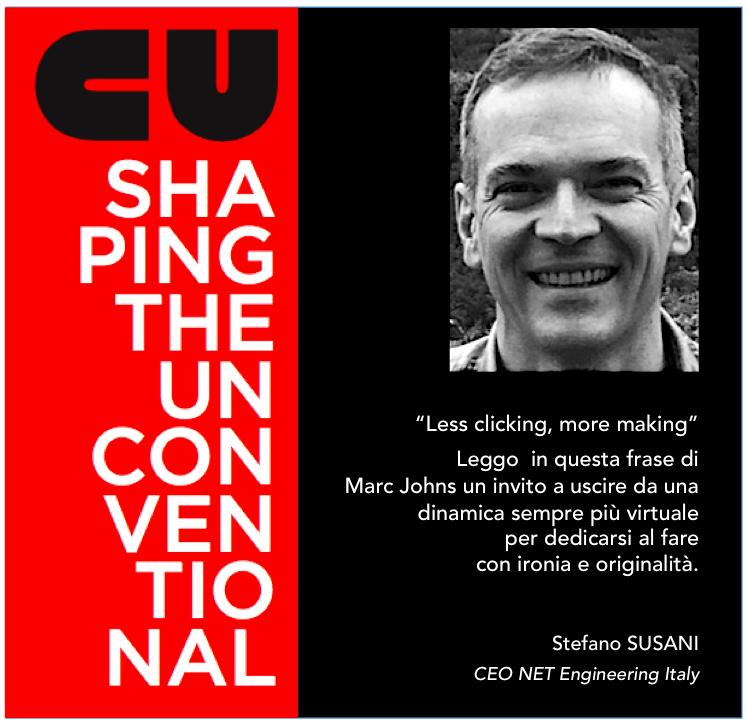 SHAPING THE UNCONVENTIONAL – MAURO PANIGO INCONTRA STEFANO SUSANI
