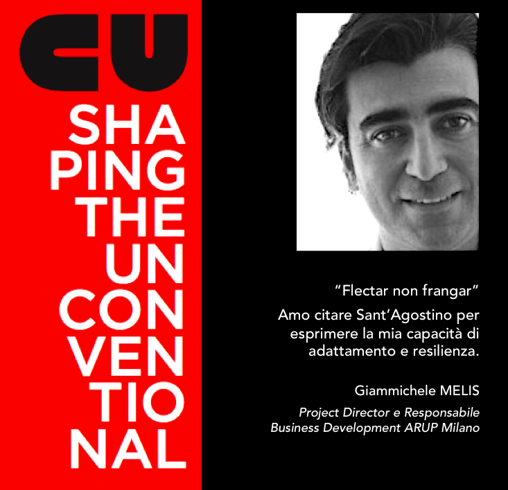 SHAPING THE UNCONVENTIONAL – MAURO PANIGO INCONTRA GIAMMICHELE MELIS
