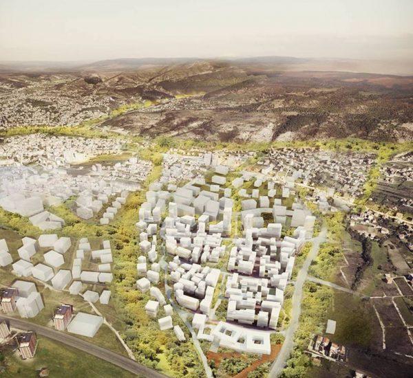 Kodrina Green i-Density. Prishtina